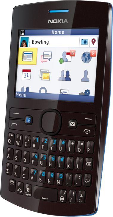 foto del cellulare Nokia Asha 205 Dual SIM