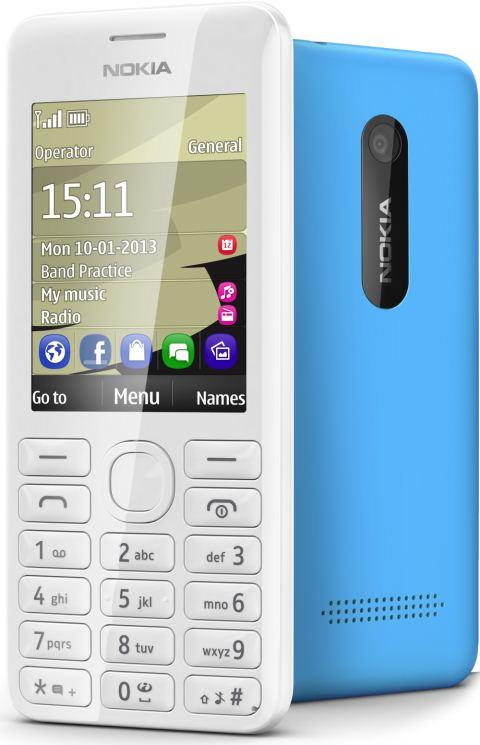 foto del cellulare Nokia 206 Dual SIM
