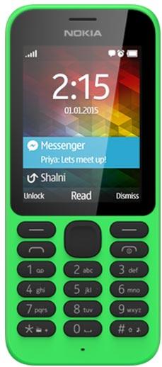 foto del cellulare Nokia 215