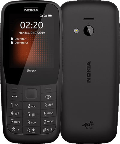 foto del cellulare Nokia 220 4G