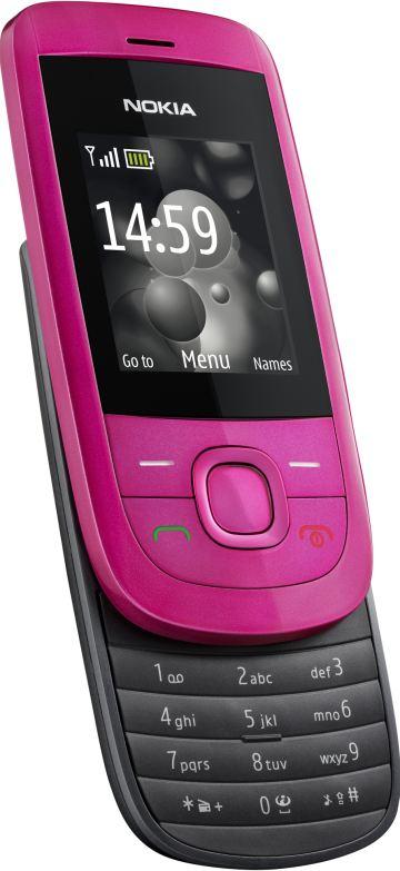foto del cellulare Nokia 2220 Slide