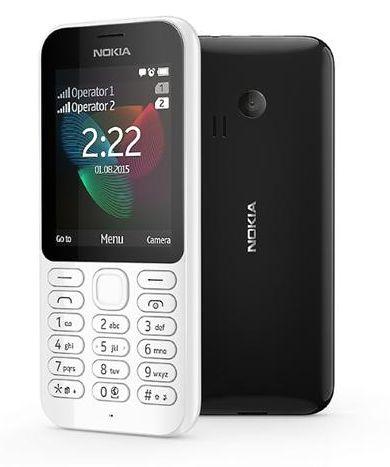 foto del cellulare Nokia 222 Dual Sim