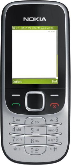 foto del cellulare Nokia 2330 Classic