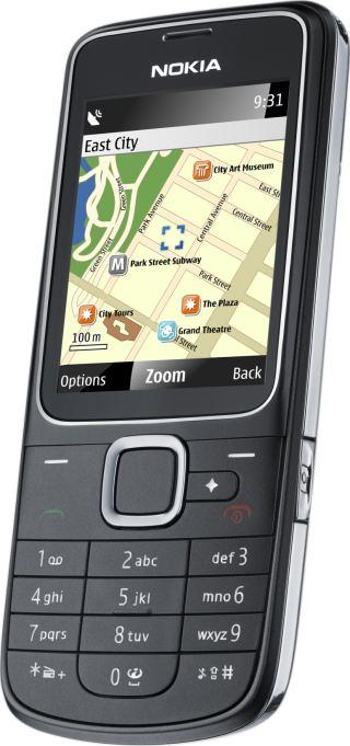foto del cellulare Nokia 2710 Navigation Edition