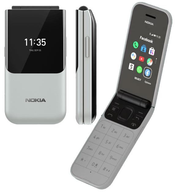 foto del cellulare Nokia 2720 Flip