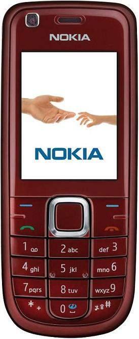 foto del cellulare Nokia 3120 Classic