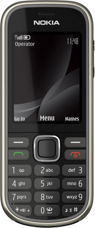 foto del cellulare Nokia 3720 Classic