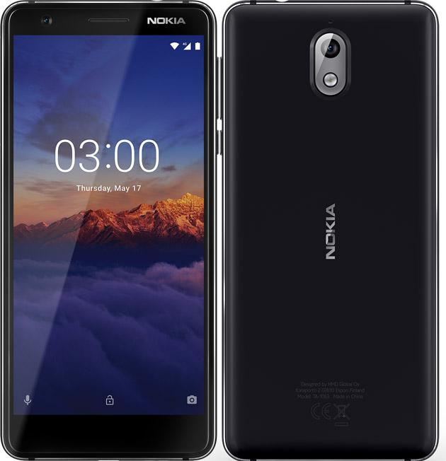 foto del cellulare Nokia 3.1
