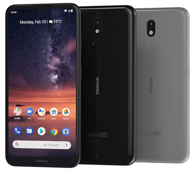foto del cellulare Nokia 3.2