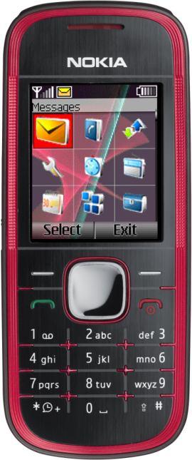 foto del cellulare Nokia 5030