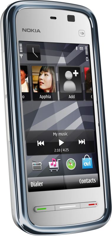 foto del cellulare Nokia 5235 Comes With Music
