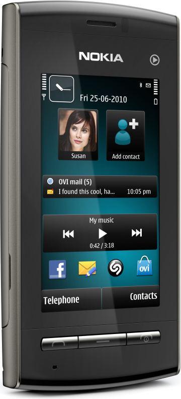 foto del cellulare Nokia 5250
