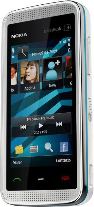 foto del cellulare Nokia 5530 XpressMusic