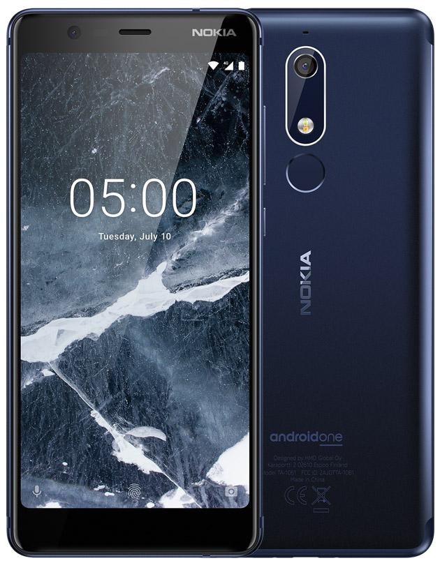 foto del cellulare Nokia 5.1