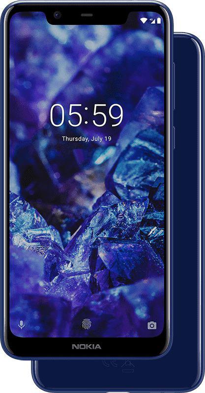 foto del cellulare Nokia 5.1 Plus