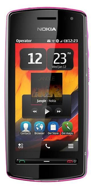 foto del cellulare Nokia 600