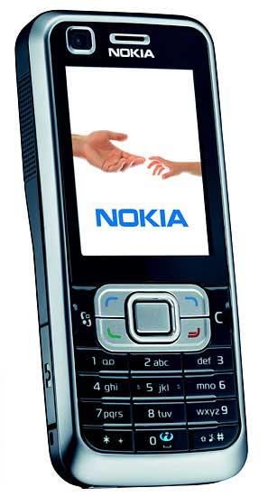 foto del cellulare Nokia 6120 Classic