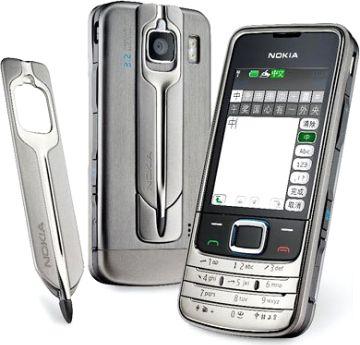 foto del cellulare Nokia 6208 Classic