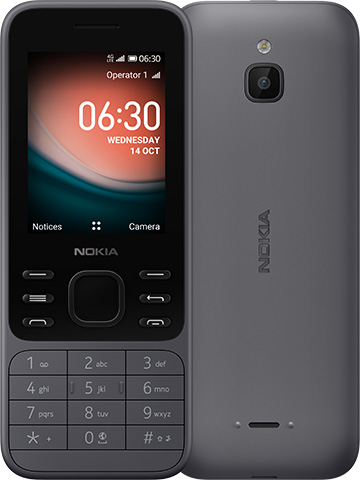 foto del cellulare Nokia 6300 4G