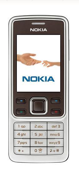 foto del cellulare Nokia 6301