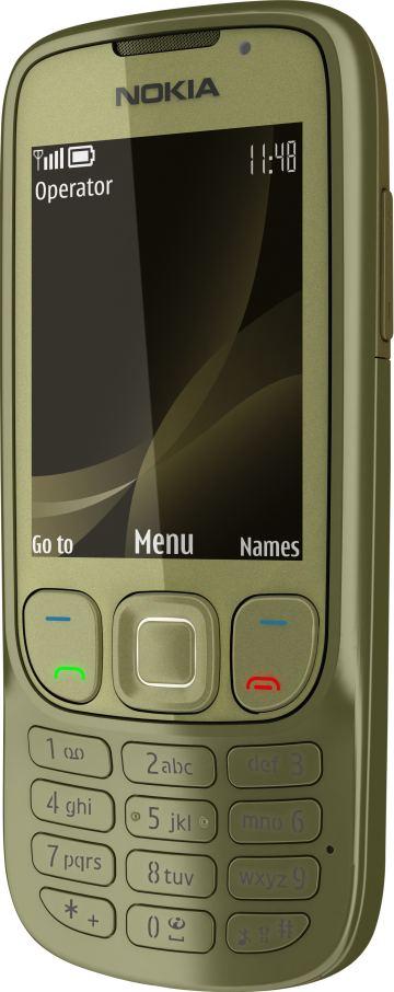 foto del cellulare Nokia 6303i Classic