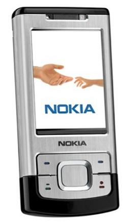 foto del cellulare Nokia 6500 Slide