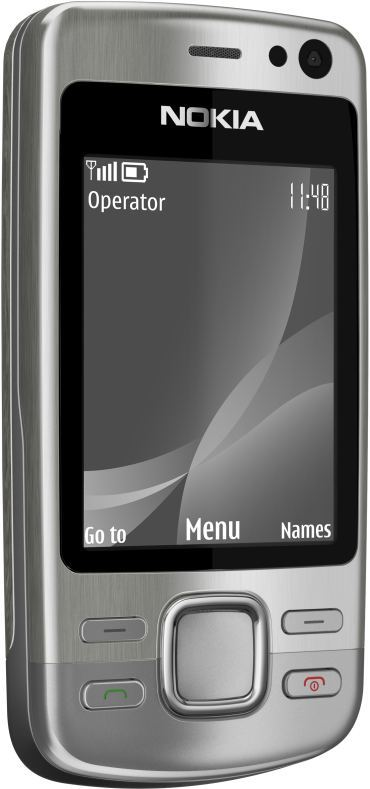 foto del cellulare Nokia 6600i Slide