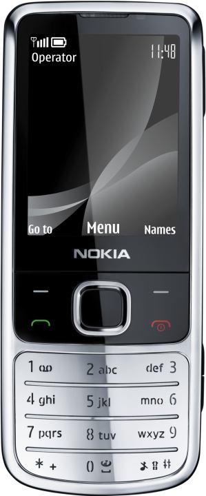 Scheda tecnica Nokia 6700 Classic