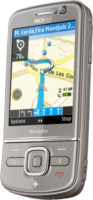 foto del cellulare Nokia 6710 Navigator