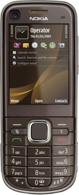 foto del cellulare Nokia 6720 Classic