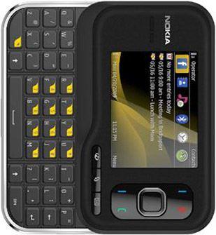 foto del cellulare Nokia 6760 Slide