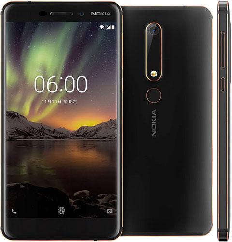 foto del cellulare Nokia 6 (2018)
