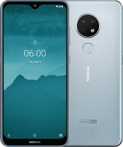foto del cellulare Nokia 6.2