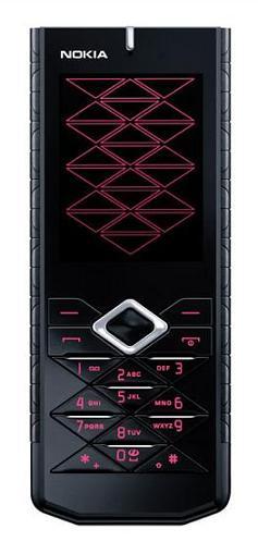 foto del cellulare Nokia 7900 Prism