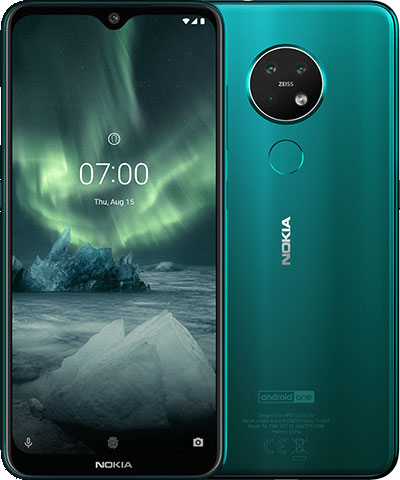 foto del cellulare Nokia 7.2