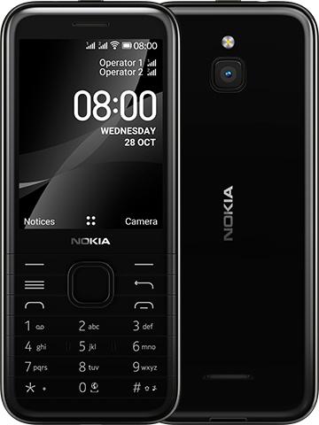 foto del cellulare Nokia 8000 4G