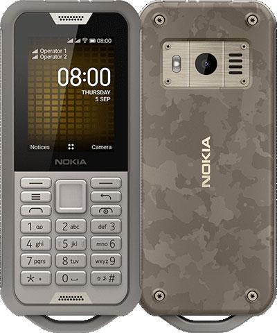 foto del cellulare Nokia 800 Tough