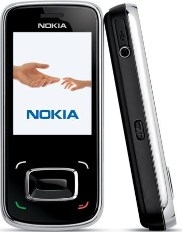 foto del cellulare Nokia 8208
