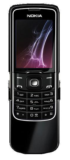 foto del cellulare Nokia 8600 Luna