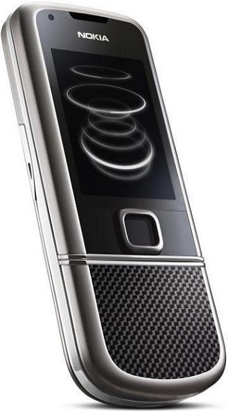 foto del cellulare Nokia 8800 Carbon Arte