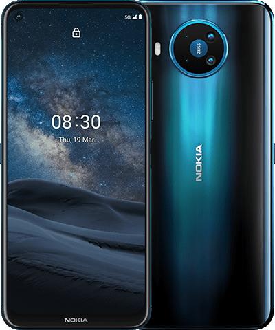 foto del cellulare Nokia 8.3 5G