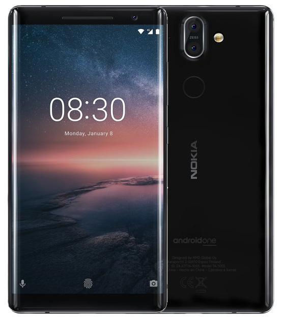 foto del cellulare Nokia 8 Sirocco