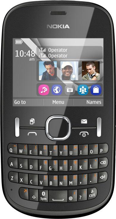 foto del cellulare Nokia Asha 200