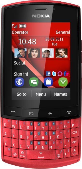 foto del cellulare Nokia Asha 303