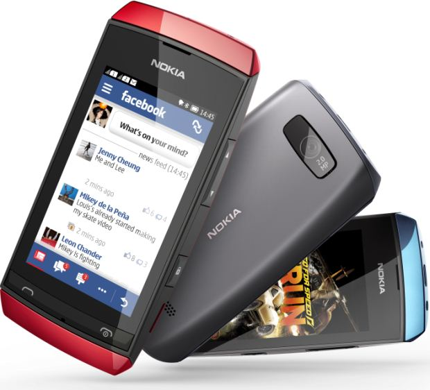foto del cellulare Nokia Asha 305