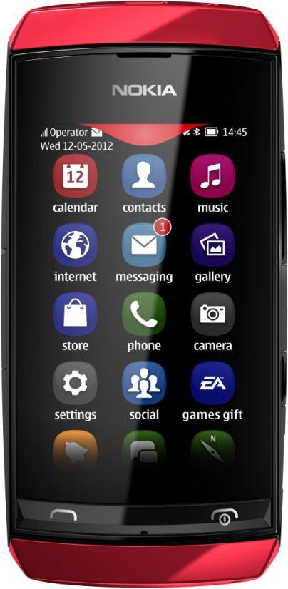 foto del cellulare Nokia Asha 306