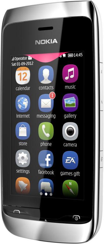 foto del cellulare Nokia Asha 309