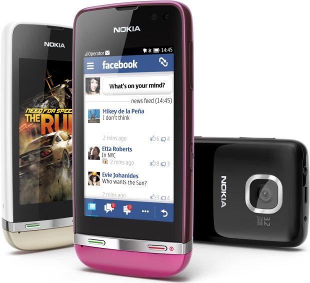 foto Nokia Asha 311