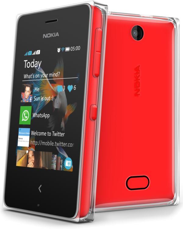 foto del cellulare Nokia Asha 500 Dual SIM