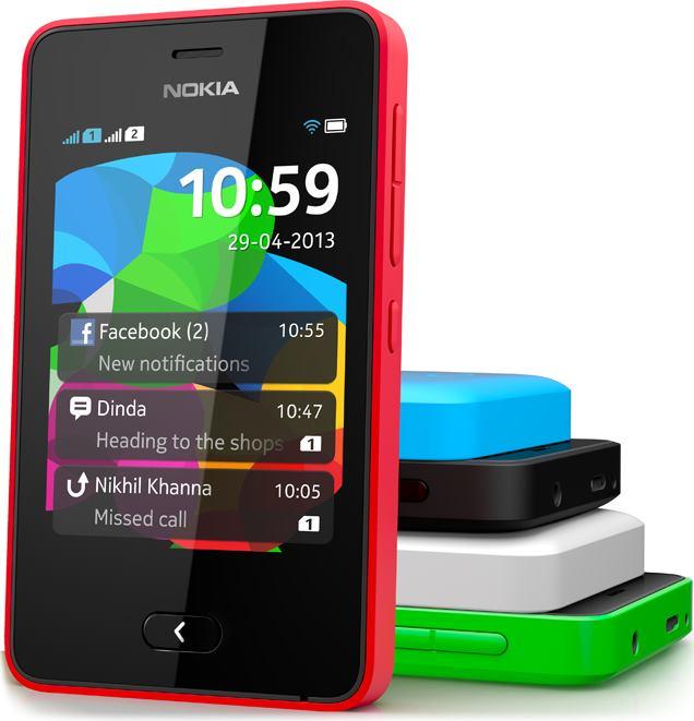 foto scheda Nokia Asha 501